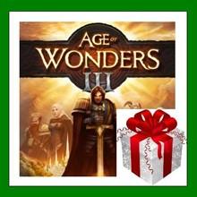 Age of Wonders 3 III - Steam Key - RU-CIS-UA