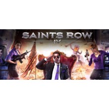 Saints Row IV Century Edition (Steam gift / ROW)