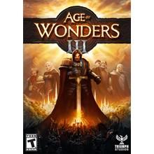 AGE of WONDERS 3 (Steam/Region Free)