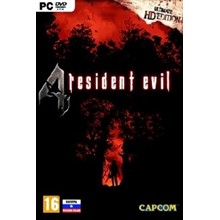 Resident Evil 4: Ultimate HD Edition (Steam KEY)