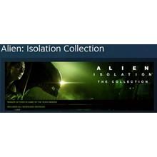 Alien Isolation Collection STEAM KEY RU+CIS LICENSE