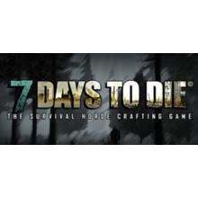 7 Days to Die RU/CIS (Steam Gift/Key)