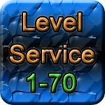 Diablo 3 Speed Leveling 1-70 (sc and hc), seasons