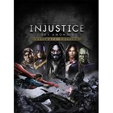Injustice: Gods Among Us Ultimate Edition (REGION FREE)
