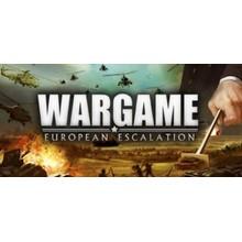 Wargame: European Escalation ( steam gift region free )