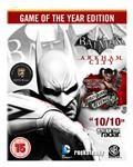Batman: Arkham City GOTY 💳NO COMMISSION / STEAM KEY