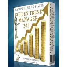 GOLDEN TREND MANAGER 2011 - the latest trading system