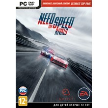 Need for Speed Rivals. Limited Edition (Origin key)