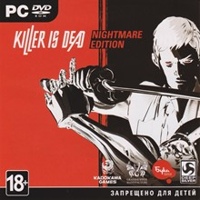 Killer Is Dead: Nightmare Edition (Photo CD-Key) STEAM