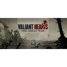 Valiant Hearts: The Great War 💎 STEAM GIFT RU