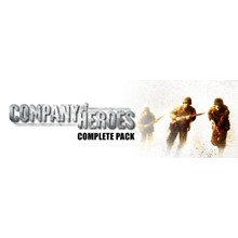Company of Heroes Complete Pack (Steam Gift   RU-CIS)
