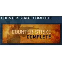 COUNTER-STRIKE COMPLETE 💎 STEAM GIFT RU