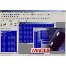 WinOLS 1.500 Program for chip tuning Car