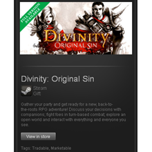 Original Sin Enhanced Edition - STEAM Gift / GLOBAL