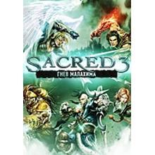 Sacred 3 + 3 DLC + BONUSES (Steam KEY) + GIFT