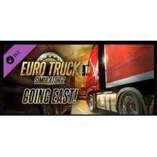 EURO TRUCK SIMULATOR 2 - GOING EAST / STEAM / RU-CIS