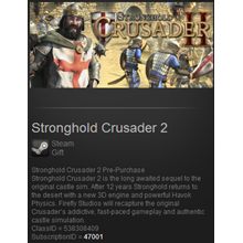 Stronghold Crusader 2 ROW (Steam Gift Region Free)