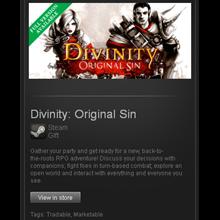 Original Sin Enhanced Edition STEAM Gift / RU+CIS+UA