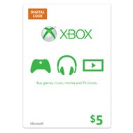 XBOX LIVE CARD $5 (USA) | DISCOUNTS