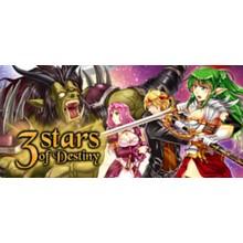 3 Stars of Destiny (steam key region free)