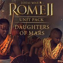 TOTAL WAR: ROME II 2 DLC DAUGHTERS OF MARS REG FREE MUL