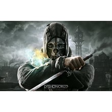 Dishonored (Steam region free; ROW gift)