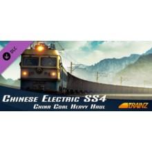Trainz Simulator 12: SS4 China Coal Heavy Haul Pack KEY