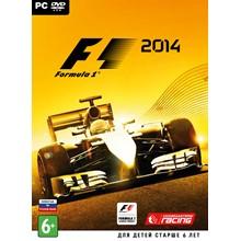 F1 2014 (Steam KEY) + GIFT