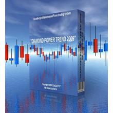 """NEW! Profitnye Forex-SYSTEM """"DIAMOND POWER TREND 2009"""""""