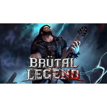 Brutal Legend (Steam/ Region Free)