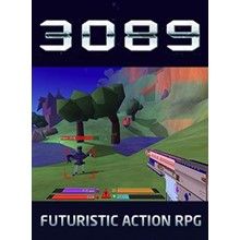 3089 - Futuristic Action RPG FPS (Steam Key / Region Fr