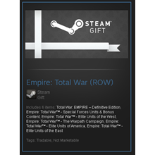 TW: EMPIRE - Definitive Edition - STEAM Gift / GLOBAL