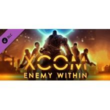 XCOM: Enemy Within - STEAM Key - Region Free / GLOBAL
