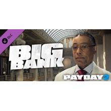 PAYDAY 2: The Big Bank Heist  💎 STEAM GIFT RU