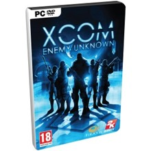 XCOM: Enemy Unknown - EU / USA (Region Free / Steam)