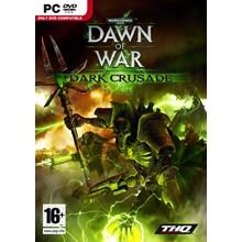 Warhammer 40000: Dawn of War: Dark Crusade (Steam KEY)