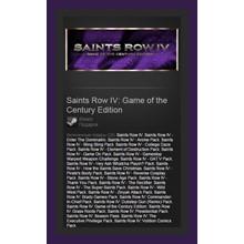 Saints Row IV: Game of the Century Edition (Steam ROW)