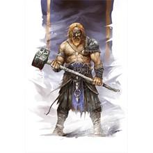 Scandinavian myths. The universe of the Vikings.