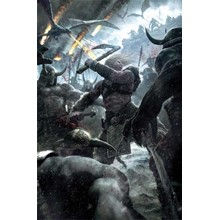 Scandinavian myths. Legend of the gods.
