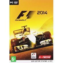 Formula 1 2014 (F1 2014) STEAM (Photo CD-Key)