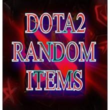 Dota 2 - Random Item (Random item DOTA2  10 + !!!)