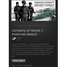 Company of Heroes 2 Ardennes Assault STEAM GIft RU+CIS