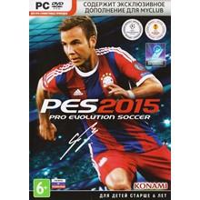 Pro Evolution Soccer 2015 (PES 2015) STEAM (Photo)