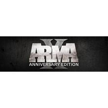 Arma X: Anniversary Edition - STEAM Key - Region Free