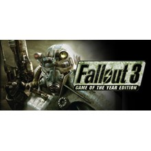 Fallout 3 Game of the Year Edition - STEAM Key / GLOBAL