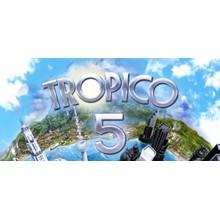 Tropico 5 - STEAM Key - Region Free / ROW / GLOBAL