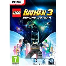 LEGO BATMAN 3: BEYOND GOTHAM | REG.FREE | MULTILANGUAGE