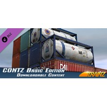 Trainz Simulator DLC: CONTZ Pack - Basic Edition STEAM