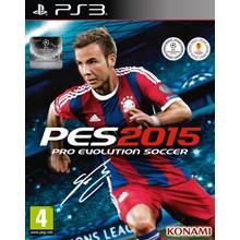 PSN Pro Evolution Soccer 2015 (KEY FOR PLAYSTATION 3)
