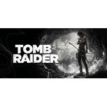 Tomb Raider (Steam Gift, Region Free, ROW) + BONUS
